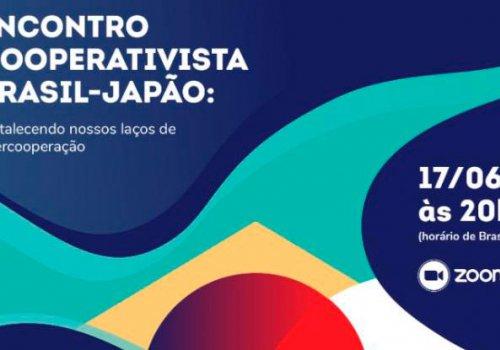 Encontro Cooperativista Brasil-Japão é nesta quinta-feira